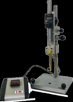 Pénétromètre à bitume